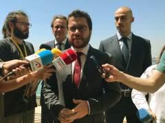 La Fiscalía no ve indicios suficientes para imputar a Aragonès por el 1-O