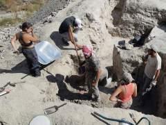 Excavaciones en Rivas