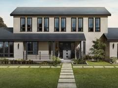 ¿Qué son las tejas solares de Tesla?