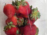 Fresas con agujas