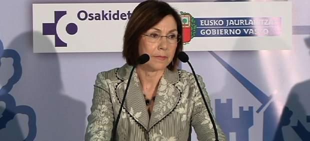Dimite la directora vasca de Salud, María Jesús Mugica, por las irregularidades en la última ...