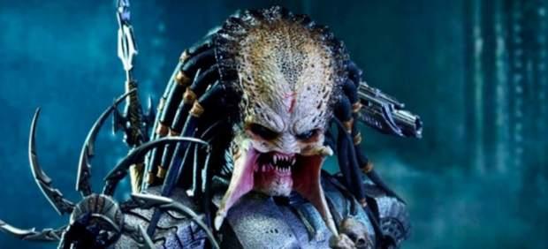 'Predator' no supera a 'La monja' en su estreno en la taquilla española