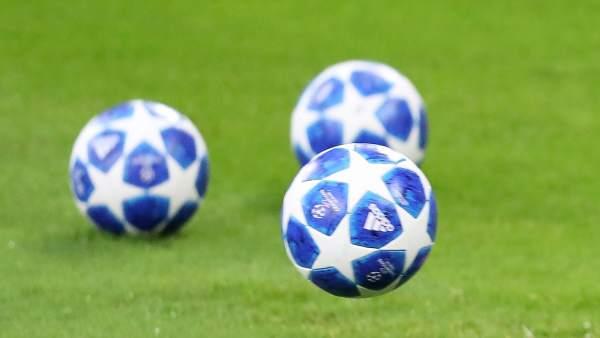 Las novedades de la Champions League  nuevos horarios 8649fa726f2ce