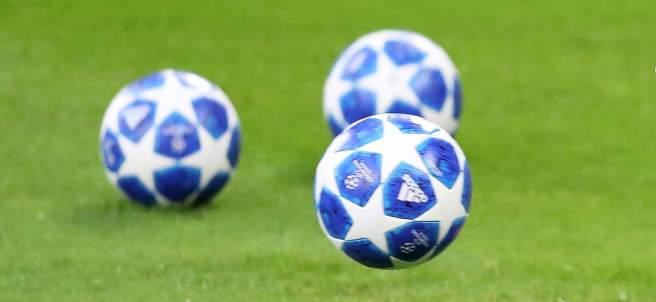 Balones de la Champions League