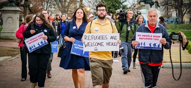 Refugiados en EE UU