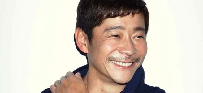 El turista espacial Yusaku Maezawa