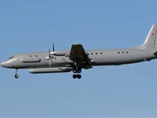 Un avión ruso ha desaparecido en el Mediterráneo.