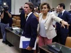 """Aznar niega la existencia de una caja B en el PP: """"No tengo que pedir perdón por nada"""""""