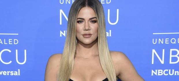 """Insultos racistas al bebé de Khloé Kardashian por ser """"demasiado negra"""""""