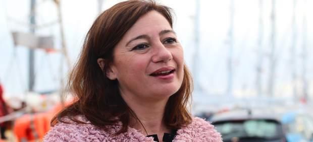 Armengol asegura que el presupuesto en educación superará los 1.000 millones de euros