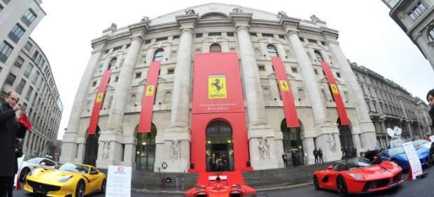 Ferrari anuncia que el 60% de sus coches tendrá motor híbrido en 2022