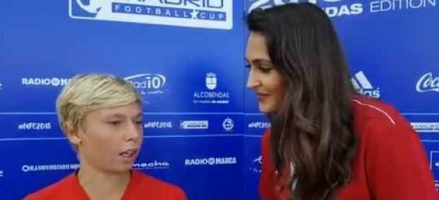 El bello gesto del hijo de Totti: renuncia a marcar con el portero lesionado