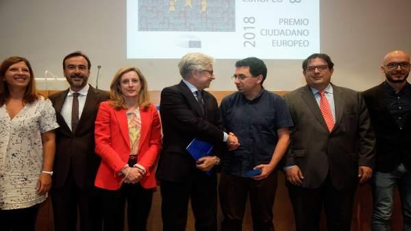Premio Ciudadano Europeo 2018