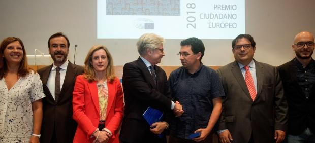 Tres organizaciones españolas reciben el Premio Ciudadano Europeo 2018