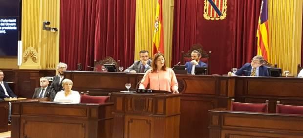 Armengol rebajará el Impuesto de Transmisiones Patrimoniales hasta el 5%