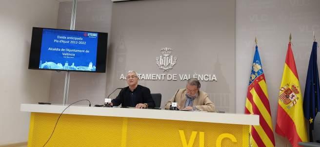 València sale del Plan de Ajuste estatal