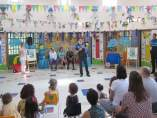 Agente tutor en una escuela infantil de Valladolid