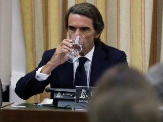 Aznar, en el Congreso