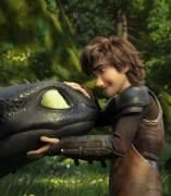 'Cómo entrenar a tu dragón 3'