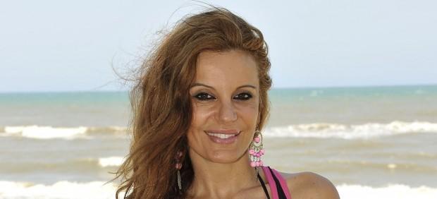 Sonia Monroy en una imagen de archivo