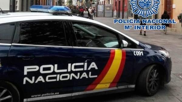 [Grupocanarias] Nota De Prensa 'La Policía Nacional Detiene A Tres Personas Rela