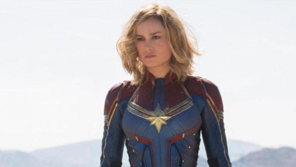 Primer tráiler de 'Capitana Marvel', la heroína pisa fuerte