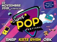 El 'SuperPOP Festival' llega a Leganés