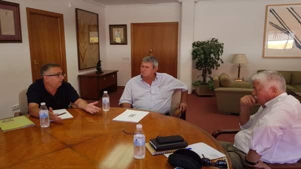 [Cáceres] Nota De Prensa Reunión Con Cetarsa