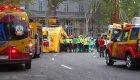 Un muerto en un derrumbe en el hotel Ritz de Madrid