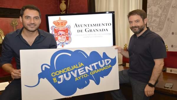 El concejal de Juventud, Eduardo Castillo, presenta balance de actividades