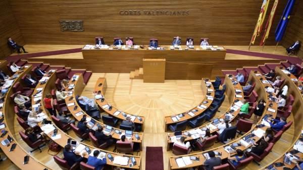 Ciutadans no recolzarà finalment la reforma de la llei electoral valenciana