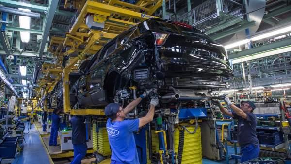 """Ford presentarà el seu pla per a """"reajustar el negoci"""" el 9 d'octubre"""
