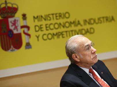 El secretario general de la OCDE, Angel Gurría