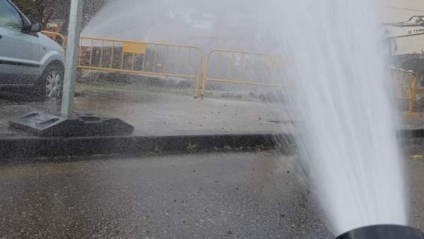 Imagen del incidente.