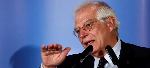 Borrell dice que Trump le planteó construir un muro en el Sáhara para frenar la inmigración