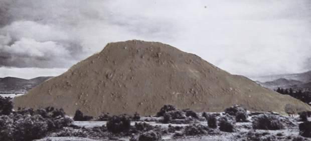 Luis Úrculo: el artista que muta en arqueólogo