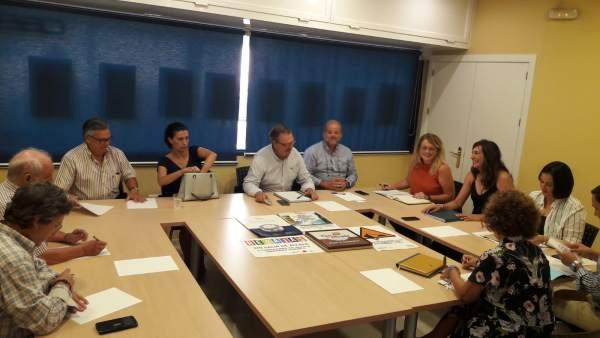 Reunión del PP en Alcalá