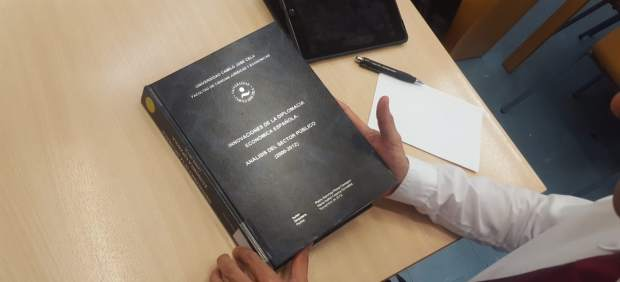 Una de las empresas antiplagio usadas en la tesis de Sánchez rebate a Moncloa: halla un 21% de ...