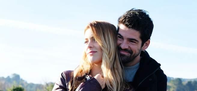 Alejandra Onieva y Miguel Ángel Muñoz en 'Presunto culpable'.