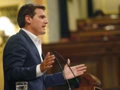 PP y PSOE apoyan a Cs para suprimir el aforamiento también en el ejercicio político