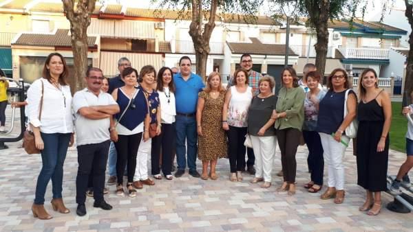 La Junta contribuye a la mejora urbanística de Martos