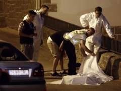 Reyerta a tiros entre dos familias de Navarra