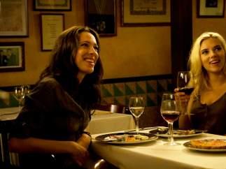 Scarlett Johansson y Rebecca Hall ya habían trabajado juntas