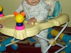 Expertos alertan de la peligrosidad del uso de andadores para bebés