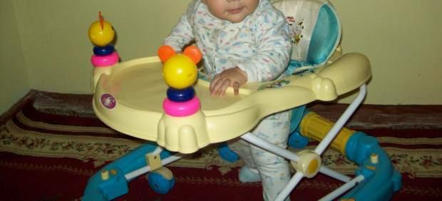 6.500 bebés en EE UU sufrieron fracturas de cráneo entre 1990 y 2014 por culpa de los andadores