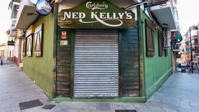 Pub Ned Kelly's de San Sebastián de los Reyes