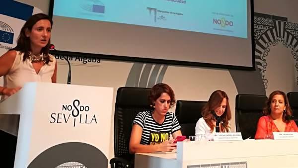 Jornada del Parlamento Europeo en Sevilla