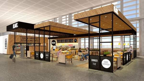 Fwd: Np Eat Out Travel Gestionará 6 Establecimientos En El Aeropuerto De Málaga