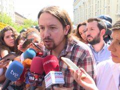 Iglesias visitará a Junqueras en la cárcel para pedirle su apoyo a los Presupuestos
