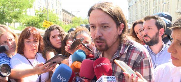 Iglesias visitará a Junqueras en la cárcel para pedirle el apoyo de ERC a los Presupuestos